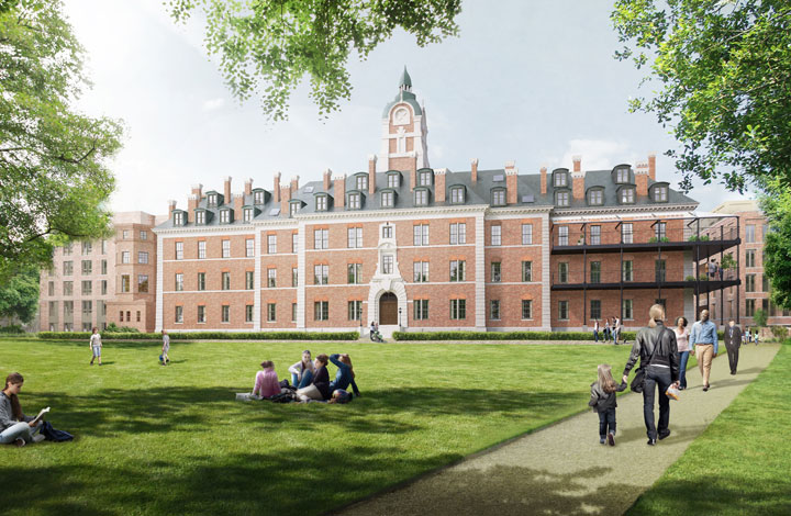 LCH Redevelopment Submitted