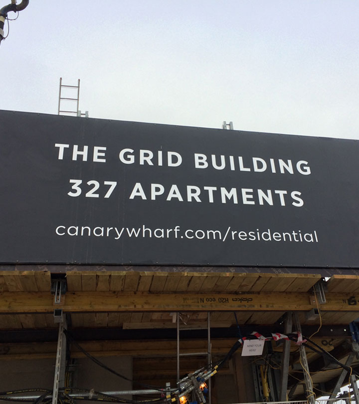 THE GRID BUILDING