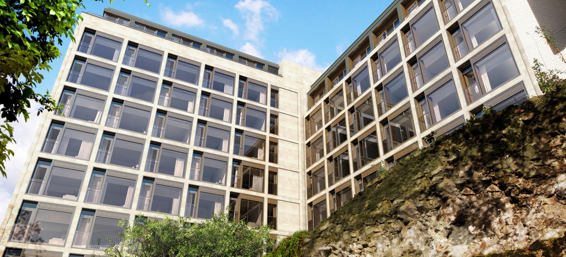 GRID Architects | Montrose Place