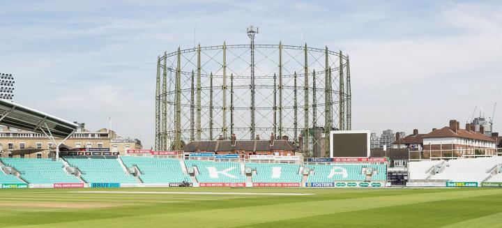 Oval Gasholder mobile