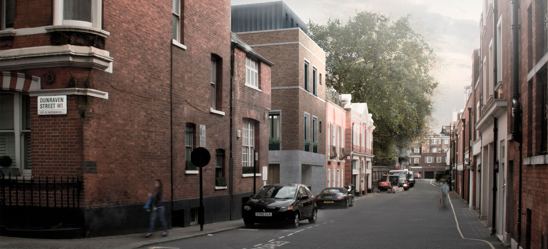 A London Mews House  load