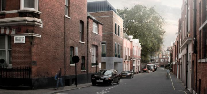 A London Mews House  mobile