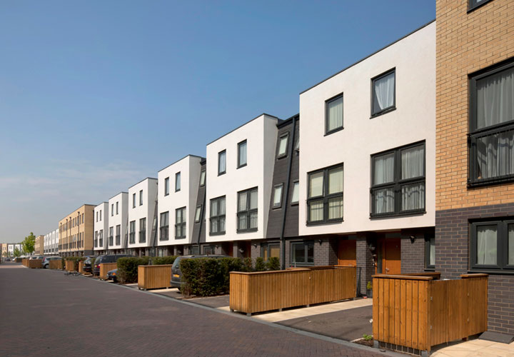 Stanmore Place Affordable Houses
