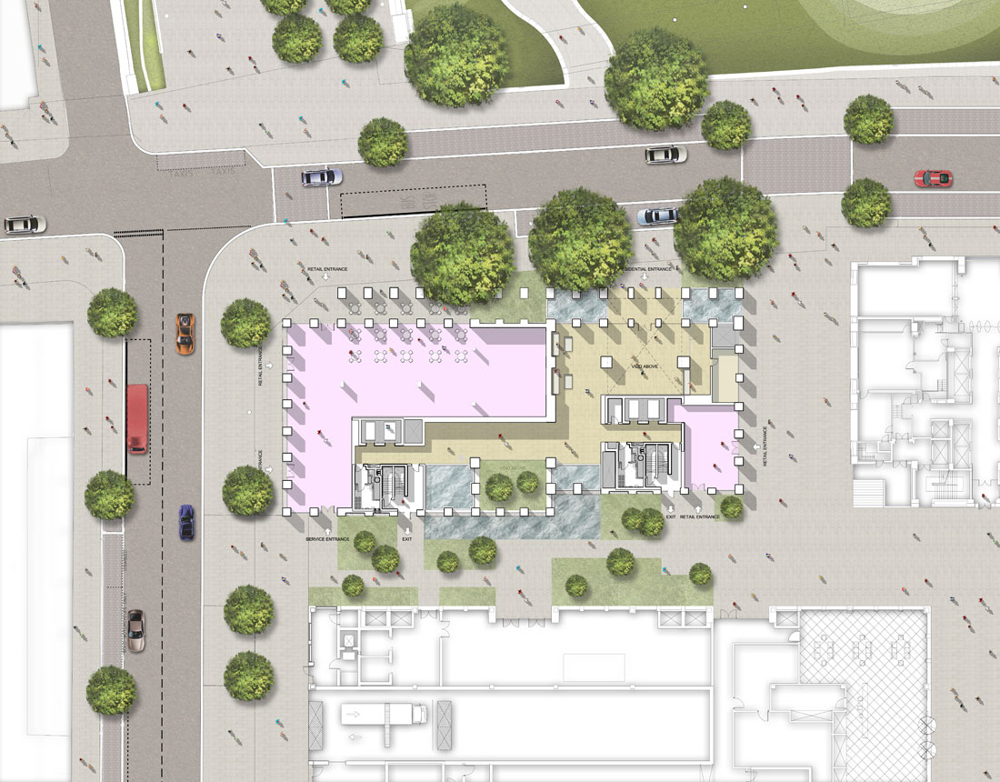 Belvedere Gardens_Site Plan