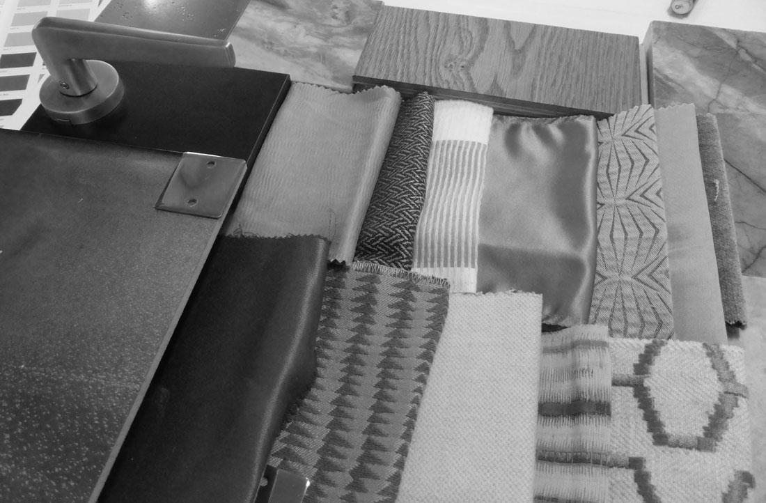 material samples