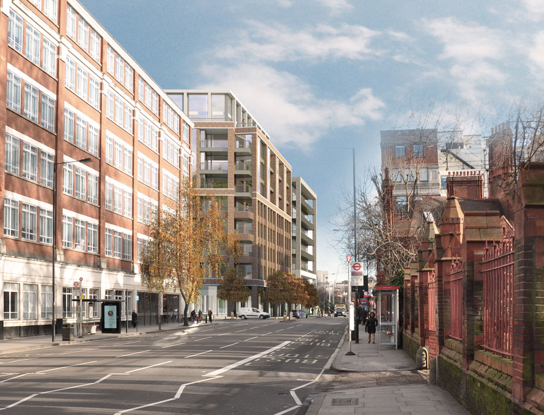 76-80 Hammersmith Road