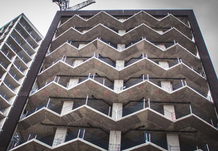 The Residence, Nine Elms