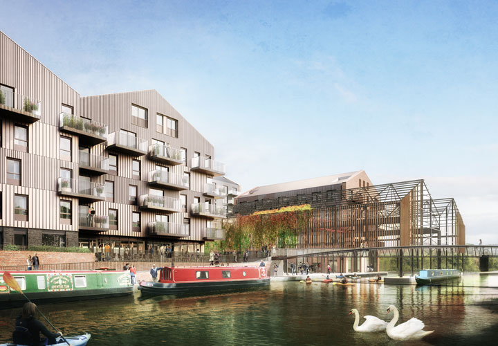 Press Release Brentford Lock West Phase 3