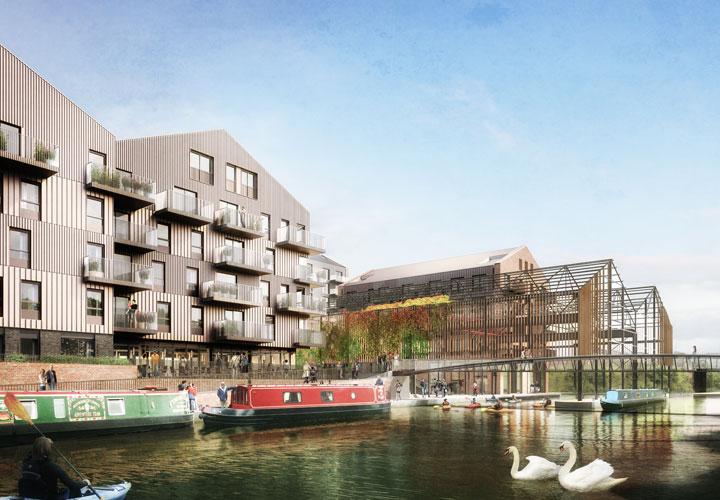 Brentford Lock West Phase 3