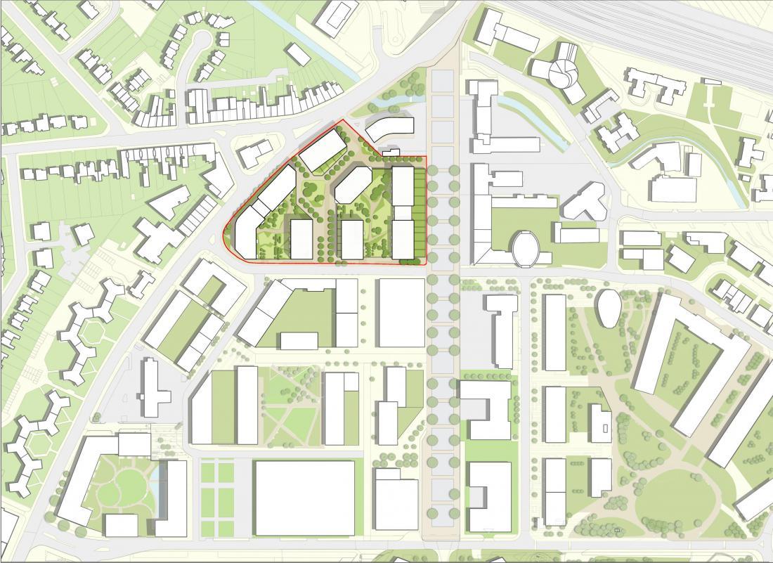 Fulton Quarter Masterplan