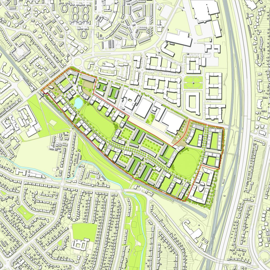 Peel Framework Masterplan