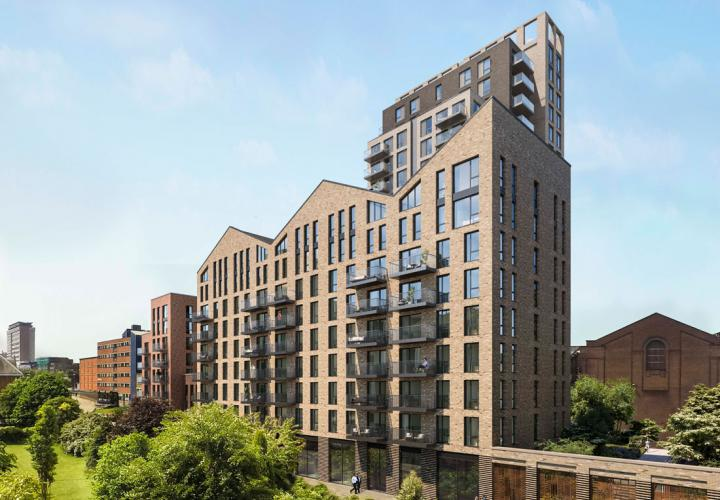 Snow Hill Wharf wins Best Residential Development